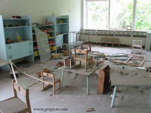 LUGARES ABANDONADOS-LUGARES OLVIDADOS (sitios fantasma en el mundo) 60_chernobyl