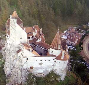 ¿Buscas piso? El castillo de Drácula está en venta.