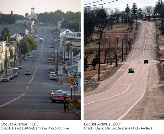 La verdadera Ciudad ciudad de Silent Hill si existe chekenlo