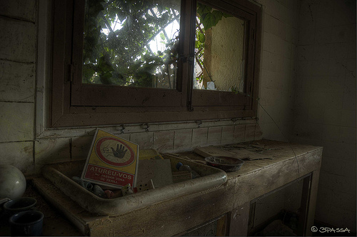 El hospital del Tórax de Terrassa | Tejiendo el mundo
