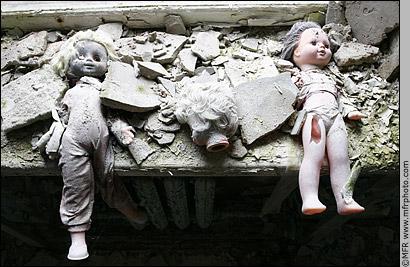 muñecas terrorificas