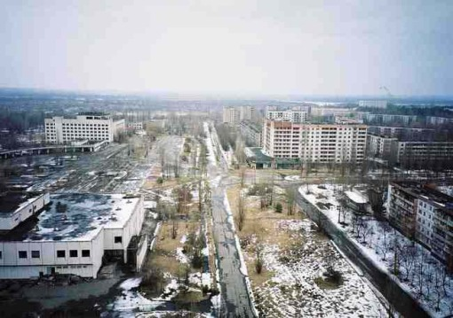 Pripyat-today