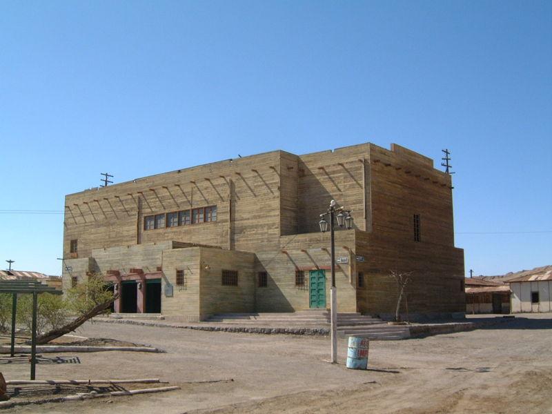 teatro de humberstone
