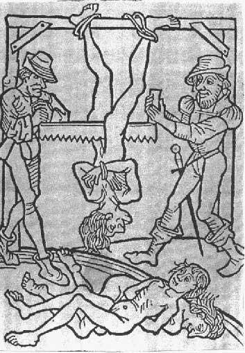 Inquisition Torture Methods