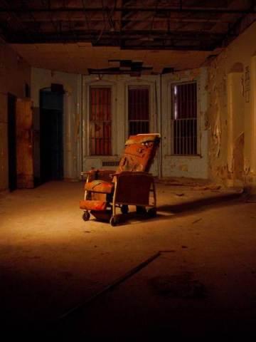 Sanatorios abandonados. El psiquiátrico de Danvers.