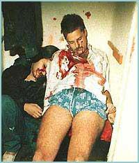 Constanzo y Quintana, cuando se suicidaron.