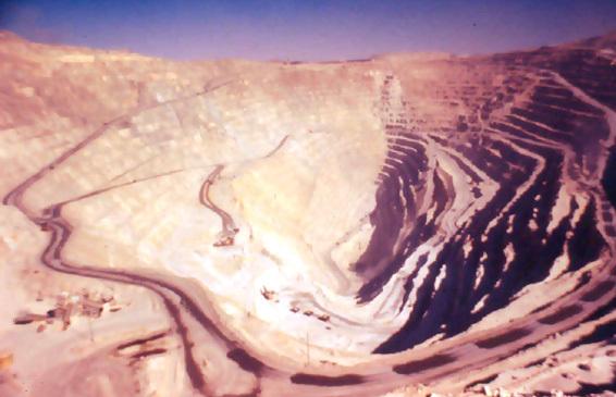 Un recorrido por nuestro planeta: asombrosas imagenes. - Página 2 Chuquicamata8073501
