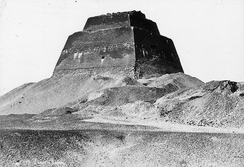 Egiptología 1: Fotografías antiguas de Egipto [Parte 1 de