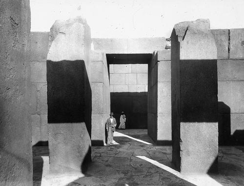 Egiptología 1: Fotografías antiguas de Egipto [Parte 2 de