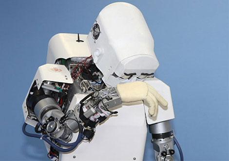 kobian_robot