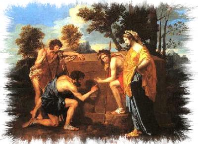 pastores de arcadia