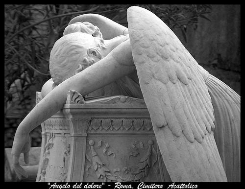 angel del dolor