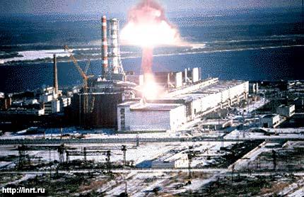 exploción chernobyl