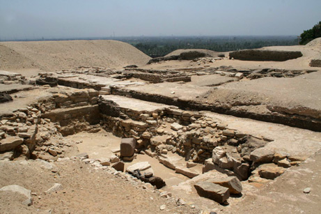 La cuarta piramide