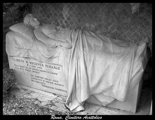 mausoleo acattolic