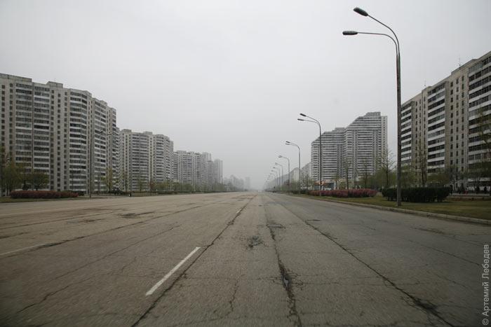 trafico corea del norte