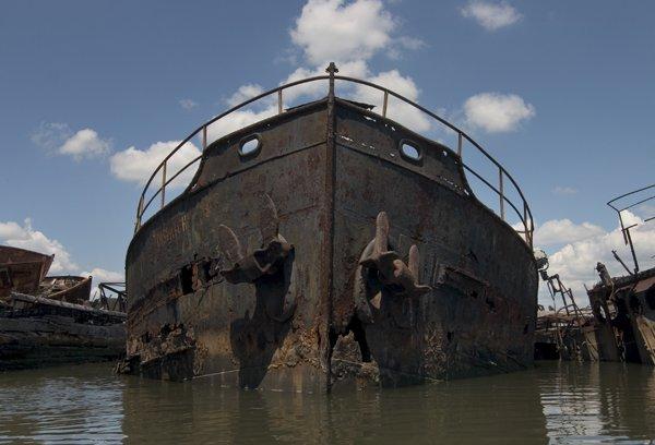 buques hundidos