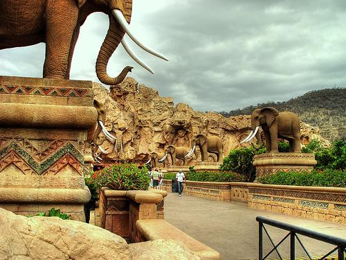 hotel de los elefantes