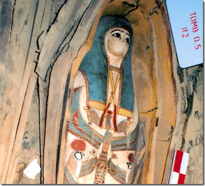 Mitos y leyendas. La maldición de la princesa Amon-Ra.