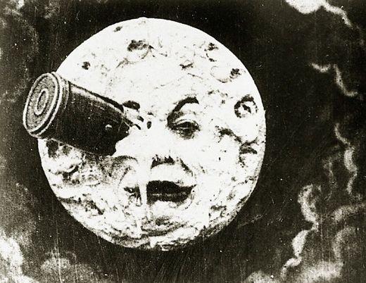 George Méliès. El primer concepto de ciencia ficción que maravilló al mundo.