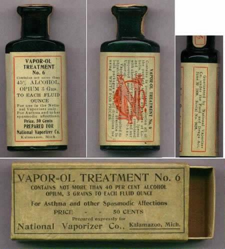 Unos sorprendentes medicamentos... Estos bisabuelos nuestros... ay, ay, ay... Antiguos_medicamentos
