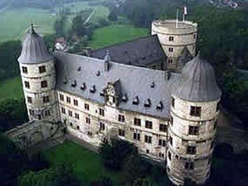Castillo Wewelsburg