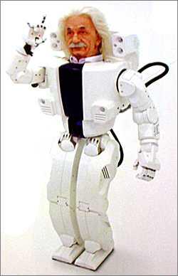 einstein_robot