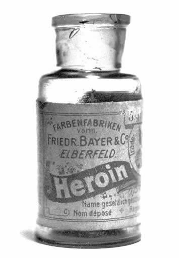 Unos sorprendentes medicamentos... Estos bisabuelos nuestros... ay, ay, ay... Heroina_bayer