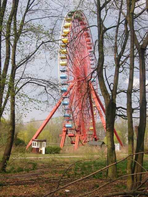 Parques de diversiones abandonados, impresionante!