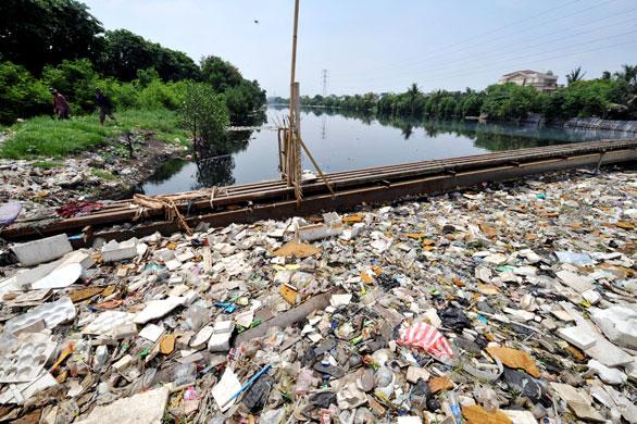 Citarum river. El río más contaminado del mundo. El_rio_mas_contaminado_del_mundo