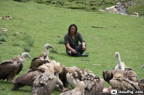 entierros_tibet