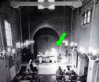 Las 100 Mejores fotos de FANTASMAS DE LA HISTORIA Segunda Partida Fantasma_iglesia