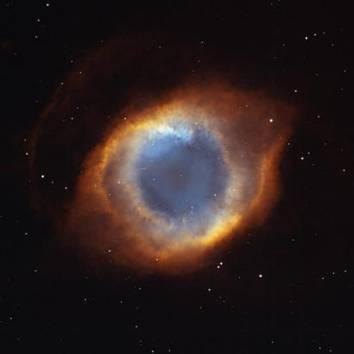 Galaxia helix- el ojo de dios