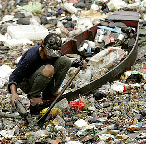 Citarum river. El río más contaminado del mundo. Rios_contaminados
