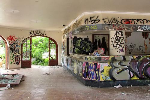 Parques Acuáticos abandonados Tematico_abandonados