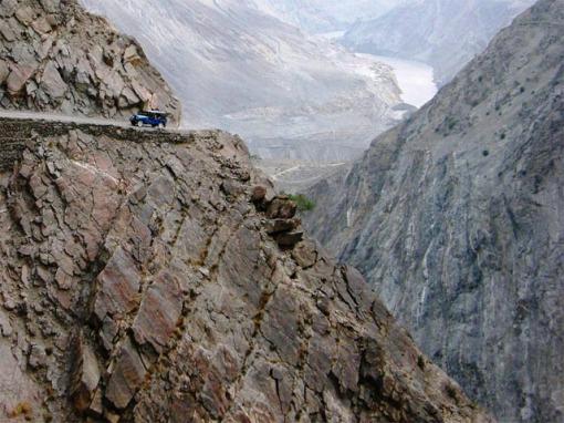 carreteras peligrosas del mundo