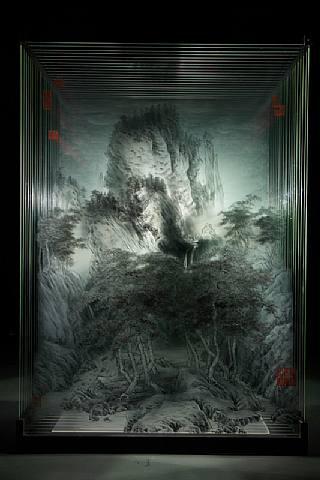 El mundo de cristal de Xia Xiaow