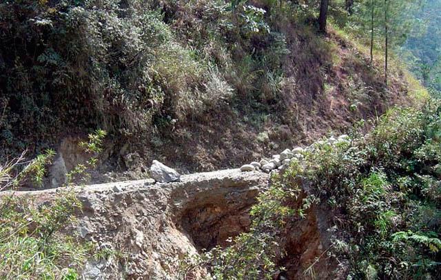 las carreteras mas peligrosas de