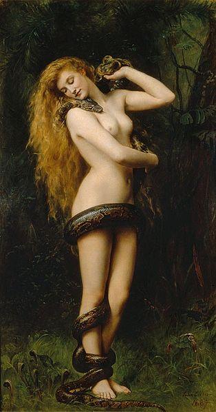 Criaturas míticas. Lilith, la primera mujer que dijo no.