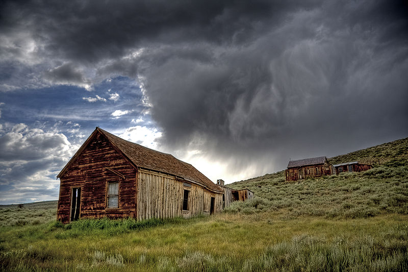 Bodie_Ghost_Town_Storm