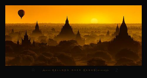 Planeta mágico. Bagan, el reino de los 13000 templos