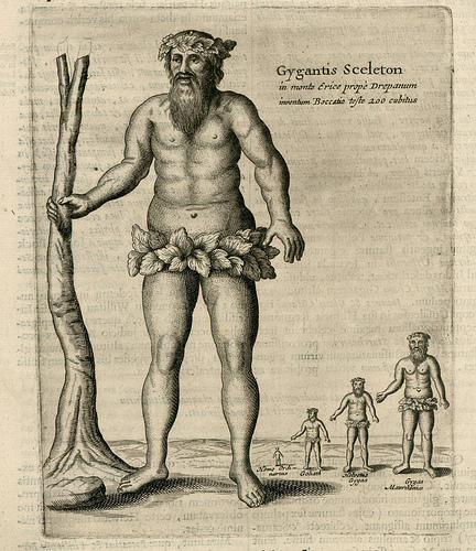 Resultado de imagen para gigantes mitologia