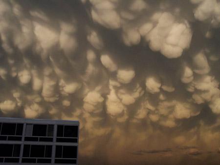 las nubes mas raras y lindas del mundo