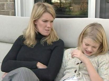 El extraño caso de Lauren Johnson, la niña que estornuda 7000 veces al día