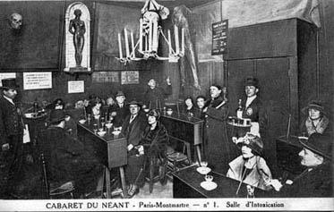 Lugar de reunión de parís 12