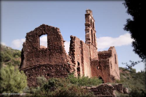 Abandonos. Convento Carmelita del siglo XVII