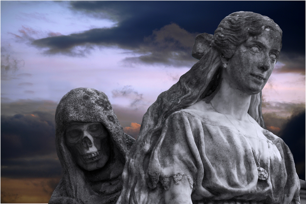 Tejiendo relatos. Porque la muerte no es Una, por Alan Udai