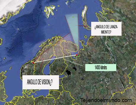 Luces extrañas sobre Noruega. Una solución oficial más que dudosa
