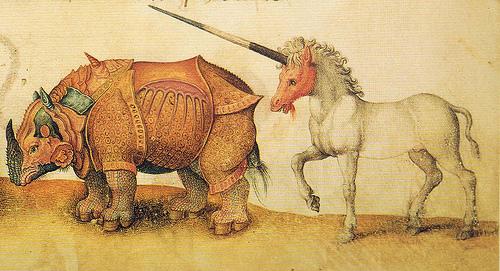 Los Unicornios. Omnium_animalium_natura