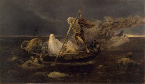 Resultado de imagen de aqueronte mitologia